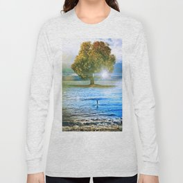 Tree of Surf Life // 2 Long Sleeve T-shirt