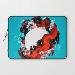 In Circle - I Laptop Sleeve