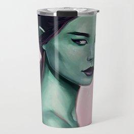 Elf Portrait Travel Mug