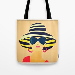 Snapshot (Colour) Tote Bag