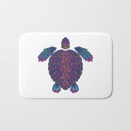 Alebrije Turtle 2 Bath Mat