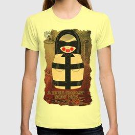 Matryoshka Latex Subtle T-shirt