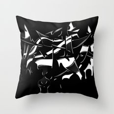 MMA Throw Pillow