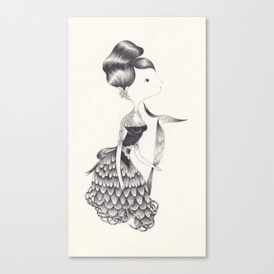 jocaste Canvas Print