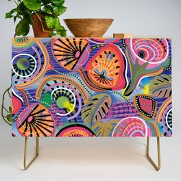 After Glow (Vertical) Credenza