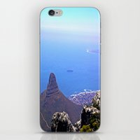 south africa iPhone & iPod Skins featuring South Africa Impression 9 by Art-Motiva