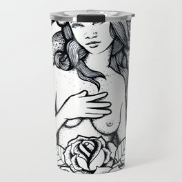 A Passing Glance Travel Mug