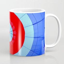 Inside the Center of a Hot Air Balloon Coffee Mug