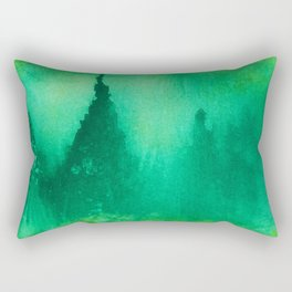 Abstract No. 239 Rectangular Pillow