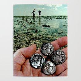 Hunting for treasure Poster