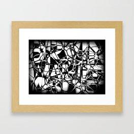 Brainwashed Framed Art Print