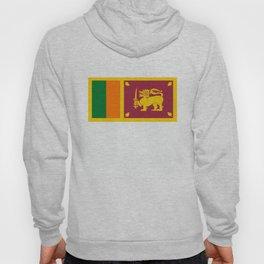 Sri Lanka country flag Hoody