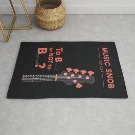 Bass: To B (String) — Music Snob Tip #214 Rug