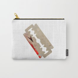 Razor Blade Carry-All Pouch