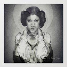Leia Canvas Print