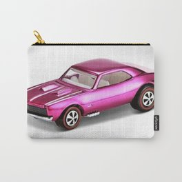Hot Wheels RLC 427 SS Pink Pony Car 67 Redline Carry-All Pouch