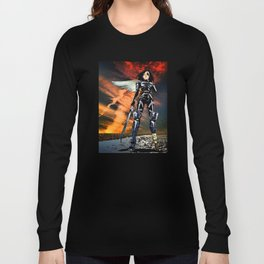 Ouroboros – Battle Angel Alita Long Sleeve T-shirt