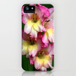 Gladiolus -  iPhone Case