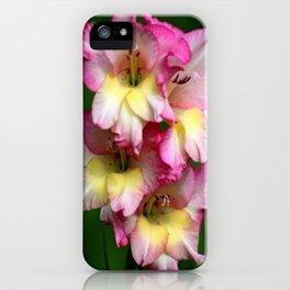 Gladiolus -  iPhone Case