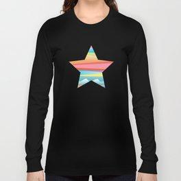 Summer Stripes Long Sleeve T-shirt