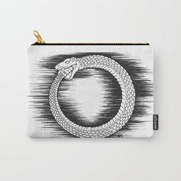 Ouroboros Revolutionary Symbol Carry-All Pouch