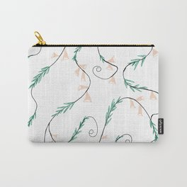 Vine Vibes Carry-All Pouch