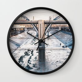 Put up your hands! Wall Clock