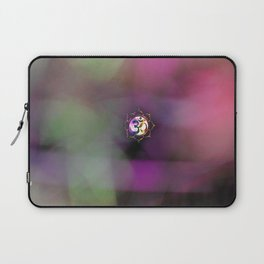 Space Om Laptop Sleeve