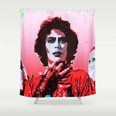 The Rocky Horror Picture Show - Pop Art Shower Curtain