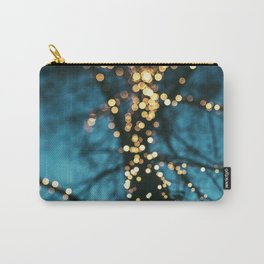 Bokeh tree. Carry-All Pouch