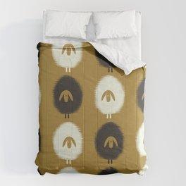 Sheep ochre Comforters
