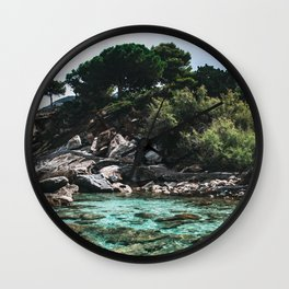 Parahiso | Nature and Landscape Photography Wall Clock