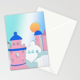 Rose Tinted View Stationery Cards