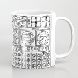 Music Machine Coffee Mug