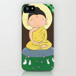 Oh Buddha! iPhone Case