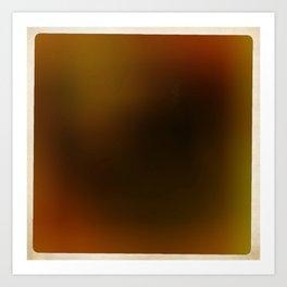 Abstract #3 (Flash Series) Art Print