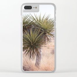 Marfa I - Home on the Range Clear iPhone Case