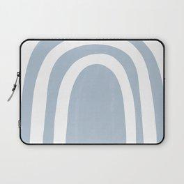 blue rainbow Laptop Sleeve