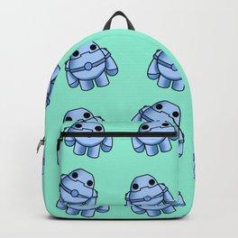 Blue Bots, Robots Backpack