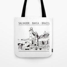 Salvador - Bahia - Brazil Tote Bag