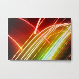 Bending Light, II  Metal Print