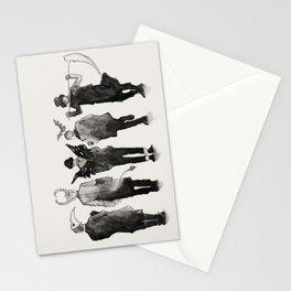 shinee [ the deathbringers ] Stationery Cards