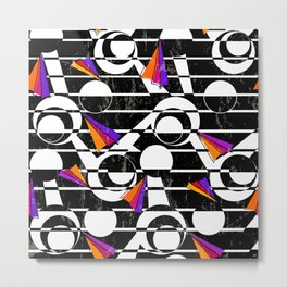 Geomatric Art - 24 Metal Print