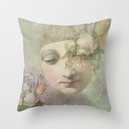 Life is a beauty, Throw Pillow