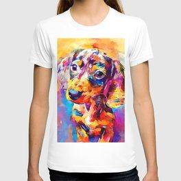 Mini Dachshund T-shirt