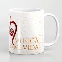 Alicia Pop Coffee Mug