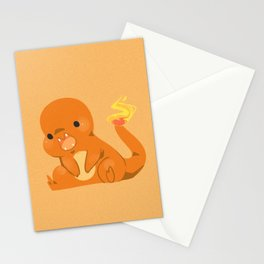 Chaaarmander Stationery Cards