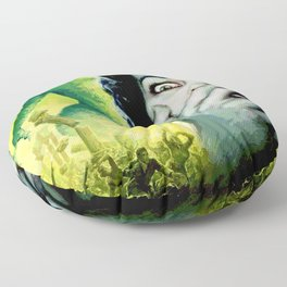 Monster Floor Pillow