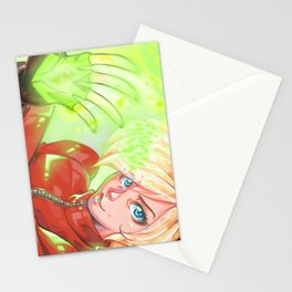 Ash Crimson Stationery Cards