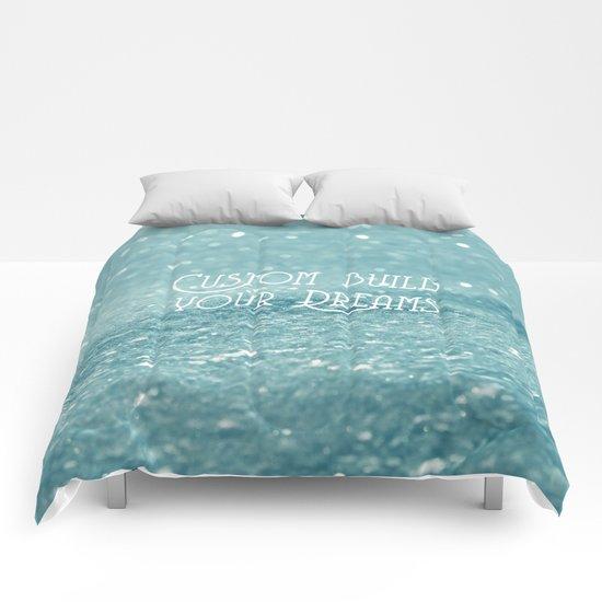 Custom Dreams Comforters